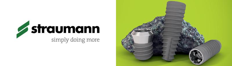 Renomovaná švýcarská firma Straumann se vyznačuje dlouholetou kvalitou, rozmanitým portfoliem implantátů a samozřejmě množství různých typů náhrad na implantáty.